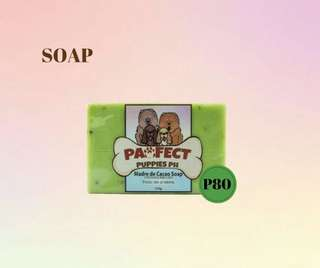 Pawfect Puppies PH Madre de Cacao Soap