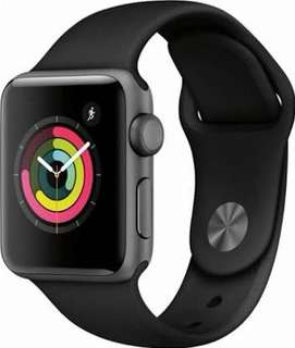 Apple Watch Series 3  GPS (Space Grey)