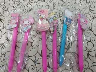 Hello Kitty/ Melody Pen