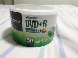 Sony DVD+R
