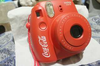 FUJIFILM INSTAX RED COCA COLA EDITION