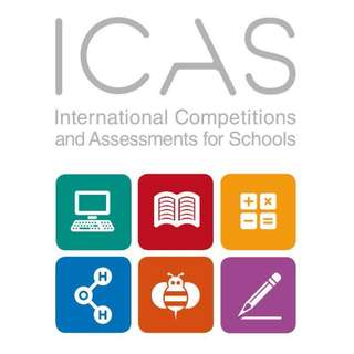 ICAS Question papers (P3-Sec2)