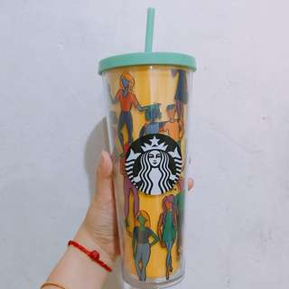 Starbucks Summer Edition Tumbler