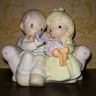 Vintage Precious moments figurine