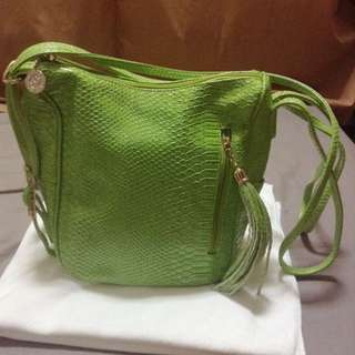 [BN] Yalier Green Tassel Bag