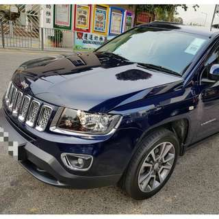 JEEP COMPASS LIMITED 2.0   2015