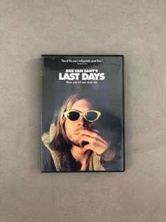 Gus Van Sant's Last Days DVD