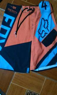 Authentic Fox Board shorts