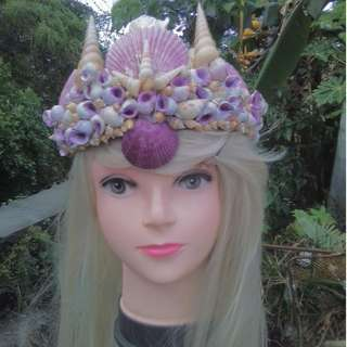 Customize Mermaid Crown ( pre order )
