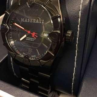 MASERATI精品手錶 瑪莎拉蒂