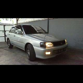 Toyota Starlet 1.3 SEG turbo look 97