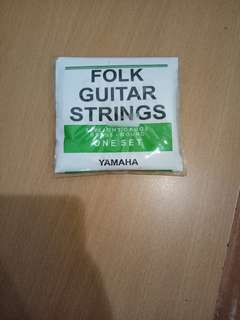 Senar string gitar