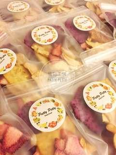 風乾水果片