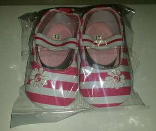 Baby Girl Shoes 13cm