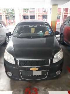 Chevrolet Aveo5 1.4 Auto 5dr