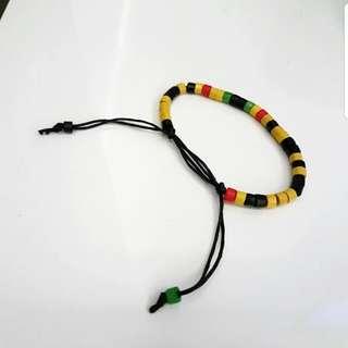 ☆ Handmade 🌈 colorful mini tube beads wrislet