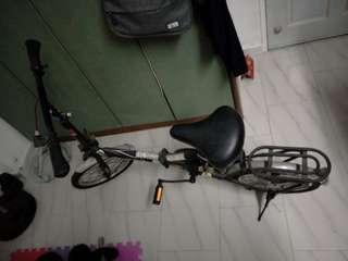 Aloeca Foldable Bike