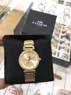 Coach Watch 原價2480