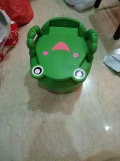 New Kid potty, good condition