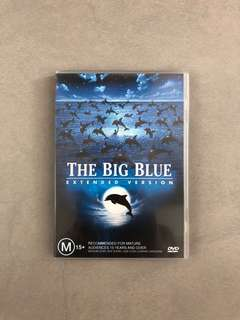 The Big Blue DVD extended version