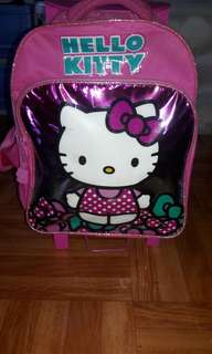 Hello Kitty Original Trolley Bag