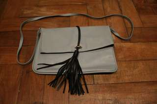 HnM Baby Blue colored Sling Bag