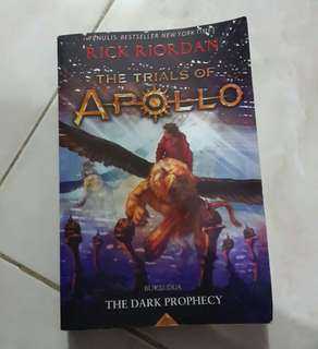 Novel The Trials of Apollo