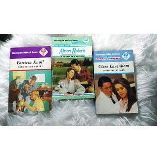Harlequin Mills & Boon Romance Story Books
