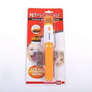 Electric Pet Nail Trimer