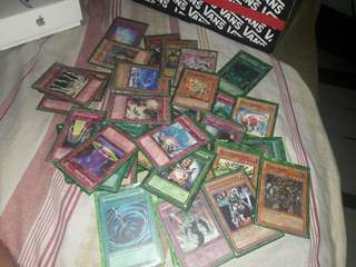 Yugioh Cards (my deck)