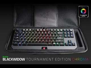 Brand New Razer BlackWidow Chroma Tournament Edition