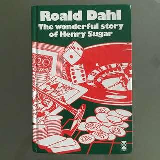 ROALD DHAL BOOK