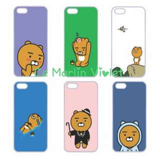 💜 Customise Customize Phone Case Cover - Ryan Kakao Talk Unofficial Series
