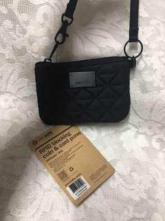 Pacsafe RFID BLOCKING COIN & card purse