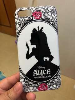 Alice iPhone case