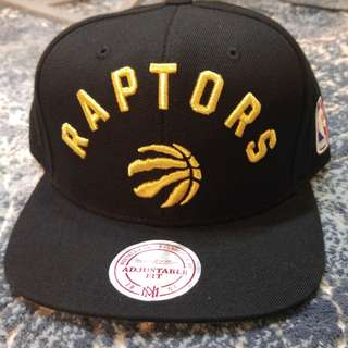 OVO Raptors Hat -  Mitchell & Ness - NEW