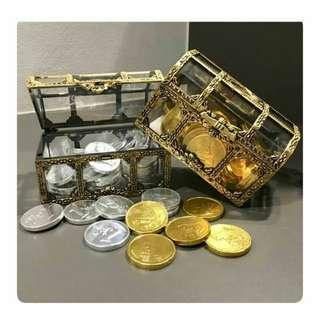 🚚 泰國 黃金巧克力寶藏盒