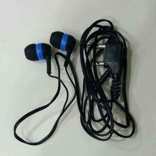 #Blessing📬Brand New In flight / Plane Ear Piece / Headset / Earplug / Ear Plug For Flight Entertainment