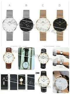 🚚 DW 超級錶