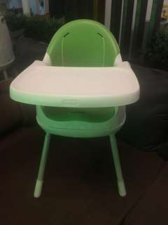 RUSH SALE KETER MULTI-Dine Activity High Mid Chair