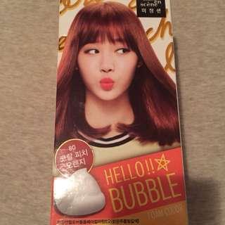 韓國泡泡染髮劑 - Hello Bubble