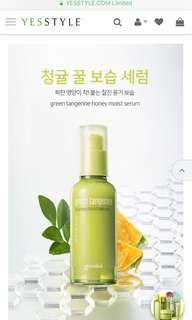 Korea 🇰🇷 Goodal green tangerine honey moist serum 50ml