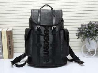 Louis Vuitton X Supreme Backpack