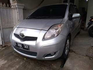Toyota Yaris S Limited Matic 2010/2011