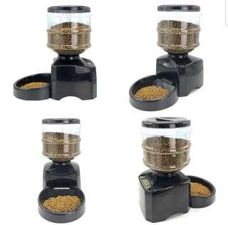 Cat&dog automatic feeder(instock onmyhand)