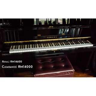 Yamaha U1 Upright Piano [Stock Clearance May 2018]