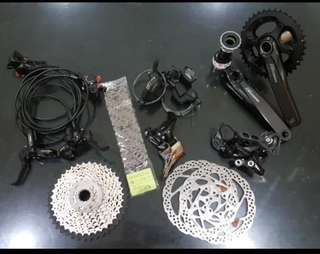 Groupset Shimano Deore M6000