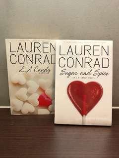 LAUREN CONRAD L.A. CANDY & SUGAR & SPICE