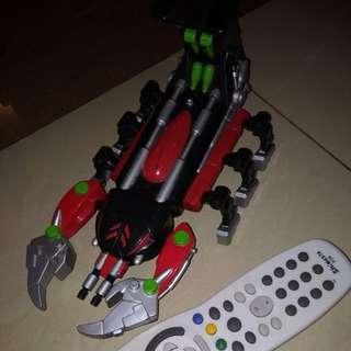 Robo scorpions