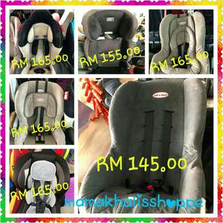 Baby Car Seat Branded